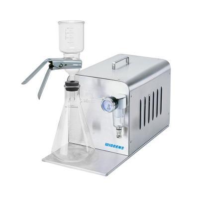 Vakuumsaugfiltrationssystem