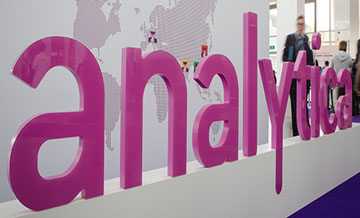 Analytica 2018-The Magic Motion