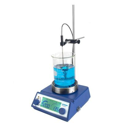 Magnetrührer mit Heizplatte