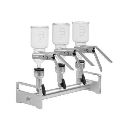 Dreirfach-Filtrationsgerät-Kombination