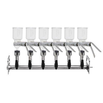Sechsfach-Filtrationsgerät-Kombination