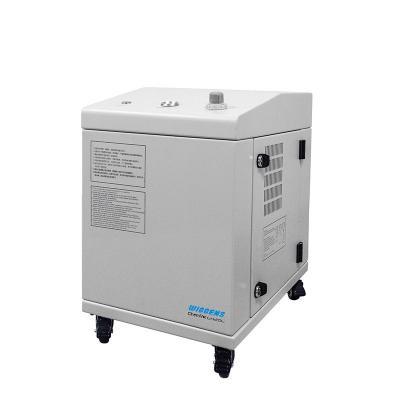 Druckpumpe und Luftzufuhrsystem